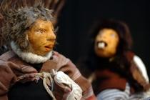 """Bild: Puppentheater Spectaculum zeigt: """"Hase und Igel"""" - Figurentheater nach dem Märchen der Brüder Grimm  ab 3 Jahre"""
