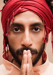 Bild: Indisches Yoga Event 2017