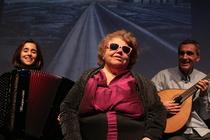 Bild: Dona Rosa & Ensemble - Dunkelkonzert & Bildershow