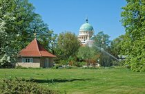 Bild: Osterspaziergang - Entlang der Havel über die Freundschaftsinsel zum Brauhausberg.