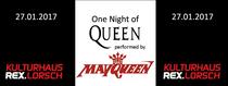 Bild: MAYQUEEN - One Night of Queen performed by MAYQUEEN