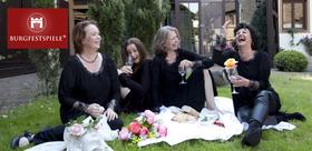 """Bild: Frauen.Liebe.Leben… - Ein Crossover-Programm, basierend auf dem Liederzyklus """"Frauenliebe und Leben"""" von Robert Schumann."""