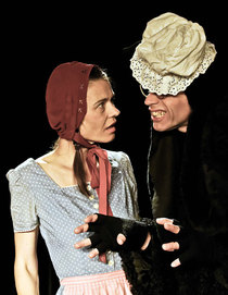 Bild: Rotkäppchen - Märchentheater für Jung und Alt (ab 4 Jahren)