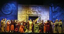 Bild: Nabucco - Oper von Giuseppe Verdi - Venezia Festival Opera