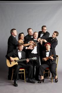 Bild: The Ukulele Orchestra of Great Britain