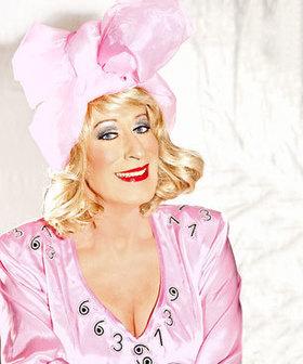 """Bild: Lilo Wanders Endlich 60! - gaga geil & gierig"""" - Endlich 60! Gaga, geil & gierig"""