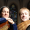 Bild: Virtuose Panfl�te - Panfl�te und Harfe (Schlubeck / Moret�n) - Adventskonzert