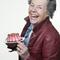 Bild: Margie Kinsky - Ich bin so wild... - Margie Kinsky - Ich bin so wild nach deinem Erdbeerpudding!