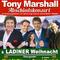 """Bild: Tony Marshall Abschiedskonzert - & """"Die Ladiner"""" Weihnacht"""