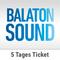 Bild: BALATON SOUND 2017 - 5 Tages Ticket