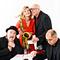 """Bild: """"Der Detektiv und das Saxophon"""" mit Jo Jung, Ruth Sabadino und Boogaloo - mit """"Wein & Crime"""""""
