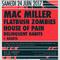 Bild: Mac Miller + Flatbush Zombies + House Of Pain + Delinquent Habits + Guests (Festival Des Artefacts 2017)