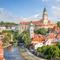 Bild: Kulturregion Donau – Moldau - Regensburg – Passau – Linz – Krumau – Budweis