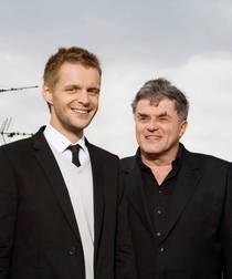 Bild: Volkmar Staub und Florian Schroeder - Zugabe! Der kabarettistische Jahresr�ckblick