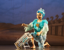 Bild: Die Zauberfl�te - Oper von W.A. Mozart