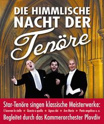 Bild: Die himmlische Nacht der Ten�re - Ber�hmte Meisterwerke der Klassik