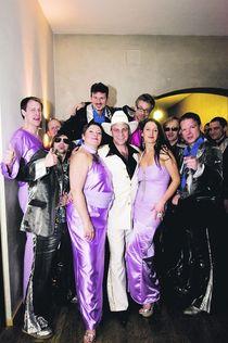 Bild: The Presley Family - Benefizkonzert