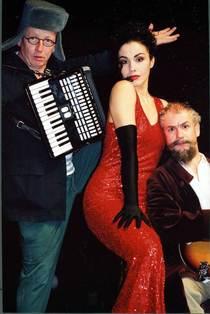 Bild: Schwarze Augen - Eine Nacht im Russenpuff - mit Katrin Weber, Tom Pauls und Detlef Rothe
