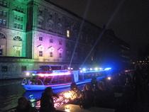 Bild: Berliner Lichterfest Kombi - Bus- und Schiffstour
