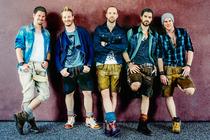 Bild: voXXclub - GEILES HIMMELBLAU - Tour 2016
