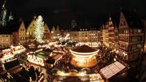 Bild: Der Michelst�dter - Dampfsonderzug zum Weihnachtsmarkt nach Michelstadt im Odenwald