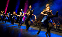Bild: Rhythm of the Dance - The new Tour 2017