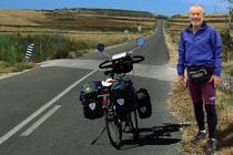 Bild: Jakobsweg � Losfahren und erwartet werden - Multivisionsshow �ber den Jakobsweg