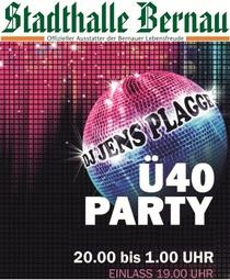 Bild: �-40 Party mit DJ Jens Plagge - Tanz, Musik & guter Wein f�r Leute ab 40!
