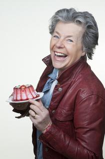 Bild: Margie Kinsky - Ich bin wild so wild nach deinem Erdbeerpudding