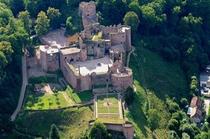 Bild: Schloss- und Festungsruine Hardenburg - F�hrung