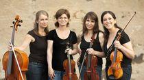 """Bild: """"String Overdrive"""" - Keili Keilhofer meets Elisen Quartett"""