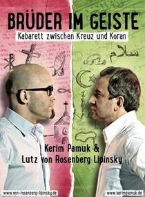 Bild: Lutz von Rosenberg Lipinsky & Kerim Pamuk - Br�der im Geiste