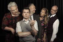 Bild: Familie Hesselbach � Das Heizkissen - Ensemble Stalburg Theater