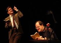 Bild: Michael Quast und Philipp Mosetter - Goethe: Faust I