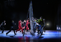 Bild: West Side Story - Musical von Leonard Bernstein