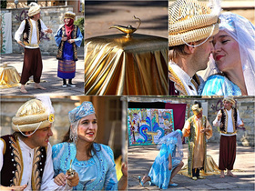 Bild: Aladdin - M�rchenTheater