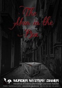 Bild: Murder Mystery Dinner - The Man in the Box - Interaktives Krimidinner mit 4 G�ngen und einem Todesfall