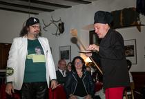 Bild: Culinartheater mit 4-Gänge-Menü - In Teufels Küche - In Teufels Küche