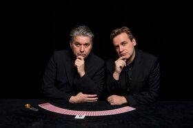 Bild: Blackout - Round Table Zaubershow