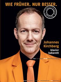 Bild: Johannes Kirchberg - Wie fr�her. Nur besser.