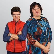 Bild: SWR3 Comedy live mit Zeus & Wirbitzky - Neues Programm 2016