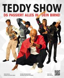 """Bild: DIE TEDDY SHOW """"DS PASSIERT ALLES IN DEINE BIRNE!"""" - Neues Programm"""