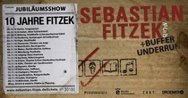 Bild: Sebastian Fitzek � 10 Jahre Fitzek Show - - Die multimediale Jubil�umsshow mit Live-Band Buffer Underrun