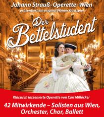Bild: Der Bettelstudent - Johann-Strau�-Operette-Wien
