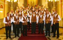 Bild: Egerl�nder Blasmusik Neusiedl am See - Ein Klang geht um die Welt