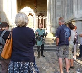 Bild: Mit dem Ritter unterwegs - Durch Konzilzeit und Mittelalter - Stadtführung in Konstanz