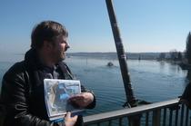 Bild: Der Bodenseetatort. Folgen Sie einer heißen Spur - Stadtführung in Konstanz