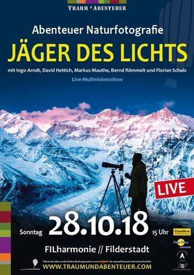 Bild: J�ger des Lichts - Abenteuer Naturfotografie
