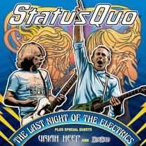 Bild: STATUS QUO - THE LAST NIGHT OF THE ELECTRICS TOUR 2016