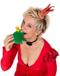 Bild: Tatjana Meissner - �finde-mich-sofort.de� - Die Online-Dating-Comedyshow